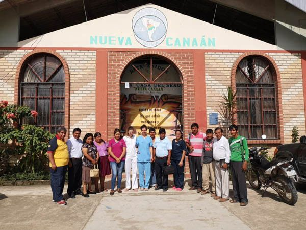 Hospital internships and electives at COMBASE Hospital in Cochabamba, Bolivia