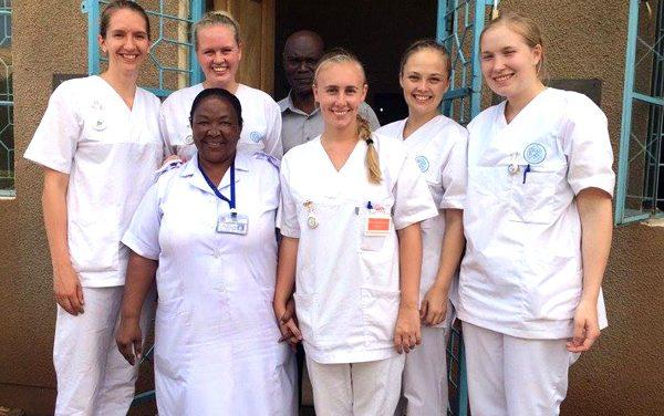 St. Joseph Hospital in Moshi/Kilimanjaro, Tanzania