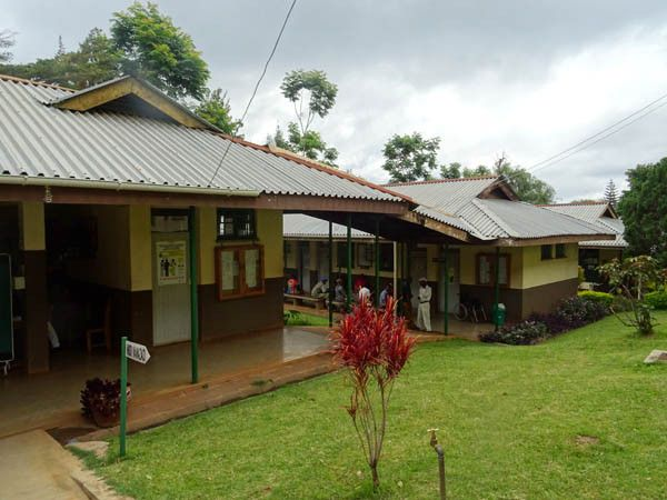 Hospital internships and electives at Marangu Hospital by Kilimanjaro, Tanzania