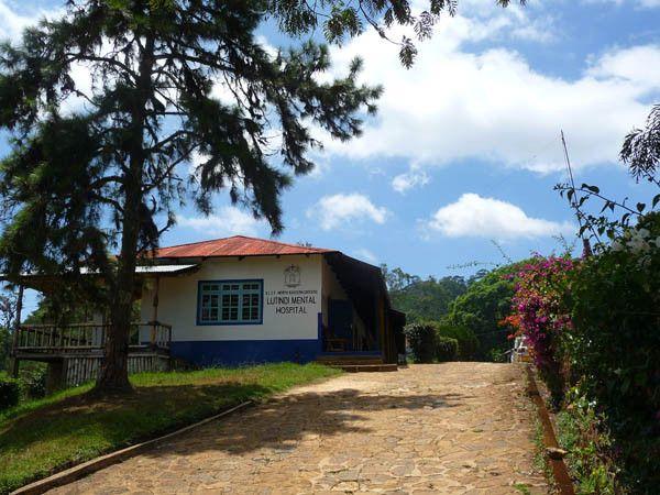 Internships at Lutindi Mental Hospital in Usambara, Tanzania