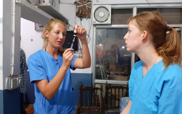 Internship Testimonial: Medical Elective at the Bhandari Hospital in Jaipur, India