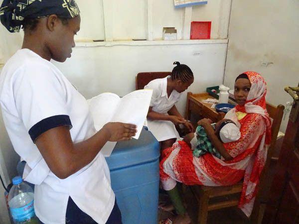 Internship Testimonial: Medical Elective at the Pasua Health Care Center in Tanzania